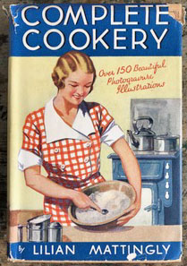 Complete Cookery, by Lilian Mattingly